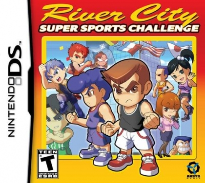 River City Super Sports Challenge image